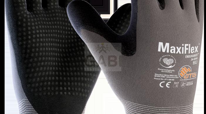 Na jakich technologiach oparte są rękawice atg maxiflex?