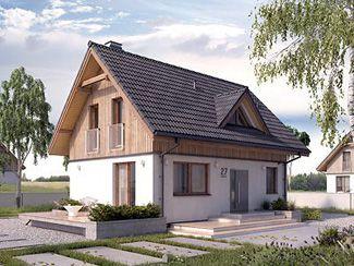 Ile wynosi budowa domu do 100m?
